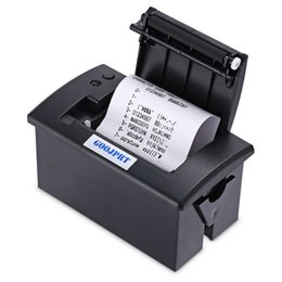 $enCountryForm.capitalKeyWord NZ - GOOJPRT QR701 Mini 58mm Embedded Receipt Thermal Printer RS232 Panel Printer 58mm embedded thermal printer module TTL RS232