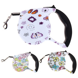 Cloth Dog Harness Collar UK - automatic for 5M Retractable Automatic Leash for Dogs Products Pet Traction Rope Chain Harness Puppy Walking Leads Dog Collar