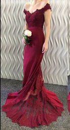 Red Hot Sexy Pictures NZ - Hot Sale Red Mermaid Elatic Satin Prom Gowns Sexy Backless Formal Party Dress Evening Wear Bridesmaid Dresses