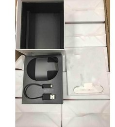 Wholesale 2018 HOT wireless bluetooth headset noise cancelling sport headphones with seal retail box