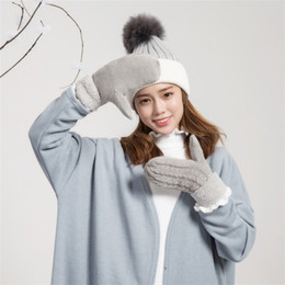 3b1ae956f4cd5 Fashion New Winter Gloves Women Wool Mittens Knitted Cashmere Twisted Warm  Glove Driving Driver Car White 16 5ay aa