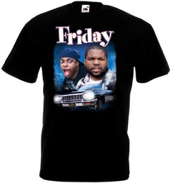 8e99f1679f9 Order T Shirts Short Sleeve Printed Crew Neck Friday T-Shirt Black Movie  Poster All Sizes S To 3XL Ver.1 Tee For Men