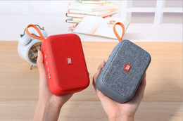 Small portable computerS online shopping - 2018 new TG506 outdoor mini portable portable Bluetooth audio woofer memory card gift small speaker independent packaging