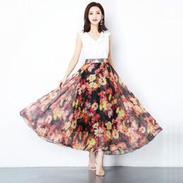 fb708e88d Long Swing Skirt Online | Long Swing Skirt Online en venta en es ...