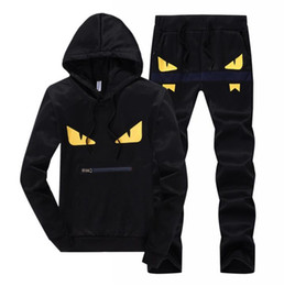 China Sweatshirts Sweat Suit Mens Hoodies Brand Clothing Men's Tracksuits Jackets Sportswear Sets Jogging Suits Hoodies Men. Free shipping suppliers