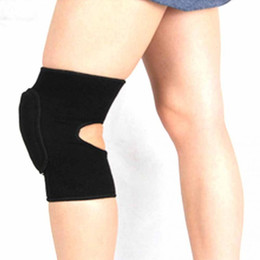 Elbow Supports Children Australia - Dance Knee Pads Baby Crawling Safety Sport Knee Support Gym Fitness Pad For Adults Child Kids