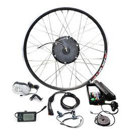 Electric Bike Motor Kit E-bike Conversion Kit Ebike Rear Drive 500W-1000W Hub