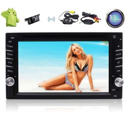 $enCountryForm.capitalKeyWord Australia - Eincar Android Car Stereo GPS Navigation Quad Core Auto Radio AM FM Car DVD Player 2 Din 6.2''Touchscreen BT Steering Wheel Control