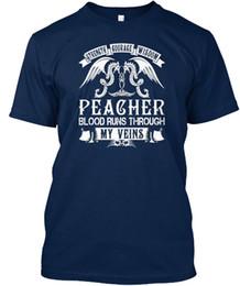 $enCountryForm.capitalKeyWord NZ - Peacher Blood Name S T-shirt Élégant (S-3XL) T Shirt Men Man's Personality Custom Short Sleeve Boyfriend's XXXL Harajuku Tee Shirts