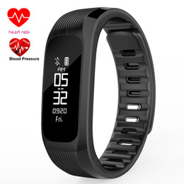 Discount band message - Newest UP9 Smart Bracelet Fitness Tracker Heart Rate Monitor Smart Band Pulsera Inteligente IP67 Waterproof Pedometer Wr