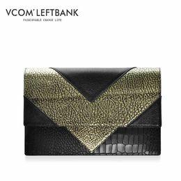$enCountryForm.capitalKeyWord Canada - Luxury V Brand Designer Natural Genuine Leather Women Clutch Bag Multifunction Fashion Shoulder Messenger Bags Envelope bag