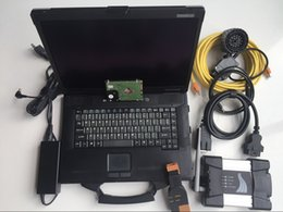 bmw hdd NZ - for bmw diagnostic programmer car scanner icom next wifi with used laptops computers cf52 hdd 500gb latest ready to use