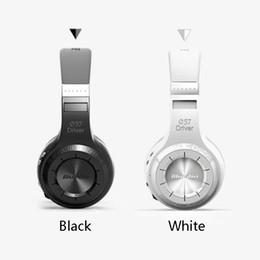 Wireless usb music headphones online shopping - Bluedio HT Wireless Bluetooth Headphones BT Version Stereo Bluetooth Headset built in Mic for Calls Music