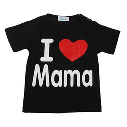 Discount kids stylish clothing - Stylish Baby Boys Girls Summer Short Sleeve T-shirt Unisex Letter Printed White Black Infant Tops Kids Clothes