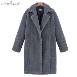 sale retailer 25b24 28239 Kaschmir Wolle Damen Wintermantel Online Großhandel ...