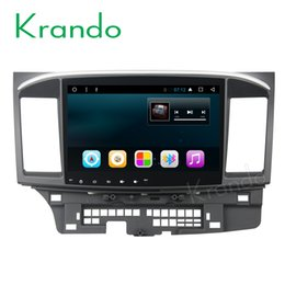 Lancer gps dvd online shopping - Krando Android quot no dvd car dvd audio player navigation gps for Mitsubish Lancer radio multimedia system