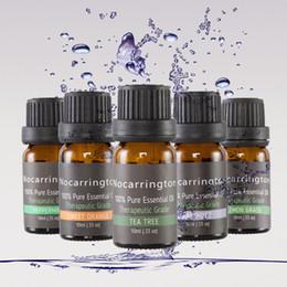 Vente en gros Nocarrington Beauty Aromatherapy Top 6 Huile Essentielle De Qualité Thérapeutique 100% Pure - Kit Ensemble Échantillonneur De Base 3006064