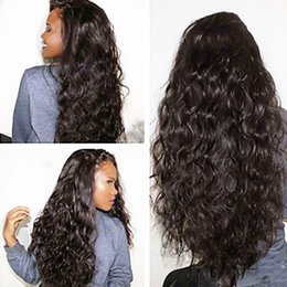 Discount 14 curly hair - Hot Sexy Natural Looking 180% Density Kinky Curly Wigs with Baby Hair Heat Resistant Gluelese Synthetic Lace Front Wigs