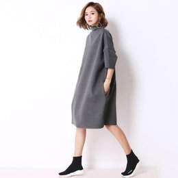 37af6e81f11 Maternity Clothing For Pregnant Women Spring Korean Women Loose Cotton  Causal Stripe Maternity Clothing