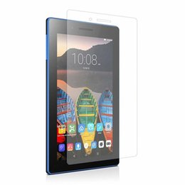 TableT screen guard online shopping - 9H Tempered Glass Screen Protector for Lenovo Tab Essential I F Tab3 TB3 F inch Tablet Screen Guard Glass