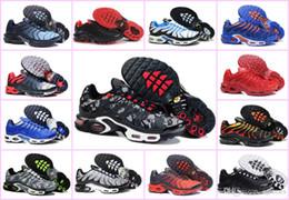 best service e6ae2 f99b0 Wholesale 2019 AIR TN Plus Chaussures De Course À Pied Chaussures  Chaussures Homme Tn Ultra Hommes Baskets De Jogging 270 Maxes Pas Cher  Panier Requin ...