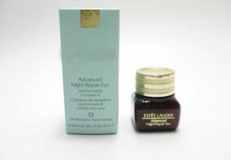Vente en gros Bonne qualité! Famous Brand Crème contour des yeux hydratante Advanced Night Repair Crème contour des yeux 15ml