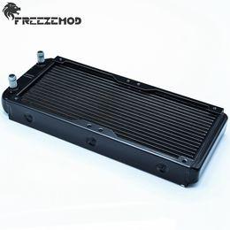 $enCountryForm.capitalKeyWord UK - FREEZEMOD 240mm fin aluminium computer Water cooling heat exchanger radiator for 2*12cm fans. SR-L240F10