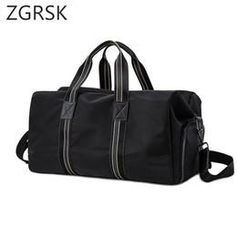 $enCountryForm.capitalKeyWord UK - Men Women Oxford Travel Bags Handbags Women Large Capacity Totes Carry On Luggage Bags Luxury Duffel Large Weekend Bag