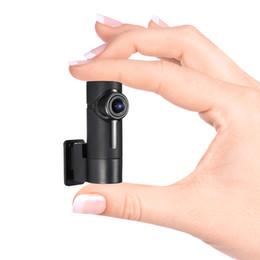 China Mini WiFi Car DVR Dash Cam HD Dashboard Camera Recorder Car DVR with 270 Rotate Angle G-Sensor Loop Recording Cam Dashcam cheap car dashboard cams suppliers