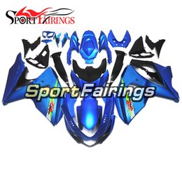 $enCountryForm.capitalKeyWord Australia - ABS Plastic Fairings For Suzuki GSXR1000 K9 2009 - 2016 ABS Injection Motorcycle Fairings High Quality Covers Fairings New Blue