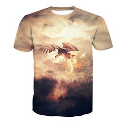 1bcd0348 Eagle T Shirt 3d Online Shopping | 3d T Shirt Printing Eagle for Sale