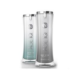Venta al por mayor de 2019 El más nuevo Nerium IQ AD Night Cream Crema de día 30 ml Cuidado de la piel Day Night Cremas Crema AGE IQ