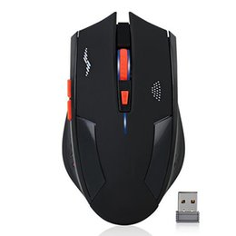 $enCountryForm.capitalKeyWord Australia - Rechargeable Wireless Mouse 2400DPI 2.4G USB Laser Gaming Mouse Silence Built-in Lithium Battery For Laptop Computer Gamer Mouse