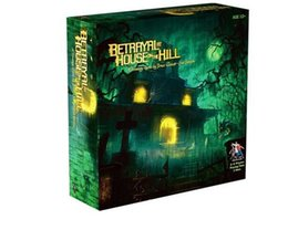 board cards Canada - 2018 New Betrayal At House On The Hill Mountain House Cry English Board Game cards free shipping