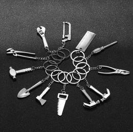 $enCountryForm.capitalKeyWord NZ - 1 Pcs New Fashion Mini Creative Wrench Spanner Key Chain Car Tool Key Ring Keychain Jewelry Gifts New Design Nice Jewelry Gift