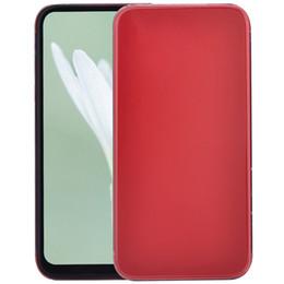 Discount google hd smart phones - Red Goophone XR Face ID Wireless Charging Dual Nano Sim Card 6.1 inch All Screen HD+ Quad Core Show 64GB 128GB 256GB 12M