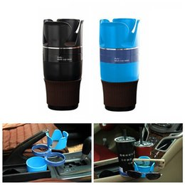 China Car-styling Mufti-function Car Organizer Beverage Sunglasses Drink Phone Holder For Coins Keys Rotatable Interior Accessories cheap wholesale coins suppliers