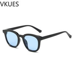 c5c3e55268 Trendy Eyewear NZ - 2018 New Women Men Sunglasses Colorful Tough Lens Cute  Square Frame Vintage