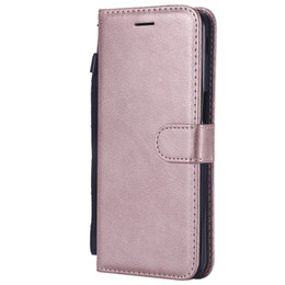 $enCountryForm.capitalKeyWord Australia - Wallet Case For Samsung Galaxy J6 Prime J6 Plus Flip back Cover Pure Color PU Leather Mobile Phone Bags Coque Fundas
