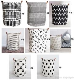Merveilleux Kids Canvas Storage Bin 2018   Storage Baskets Bins Kids Room Toys Storage  Bags Bucket Clothing