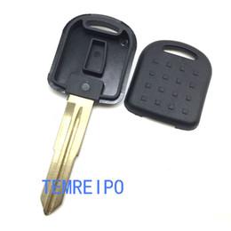 Keys Chip Shell Australia - For Suzuki Transponder Key Shell with Right blade Replacement Key Blank For Suzuki Uncut key blade Chip Keys