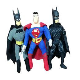 "$enCountryForm.capitalKeyWord NZ - New arrival 9.8"" 25cm The Avengers Batman Superman Plush Doll Stuffed Toy For Child Gift Wholesale"