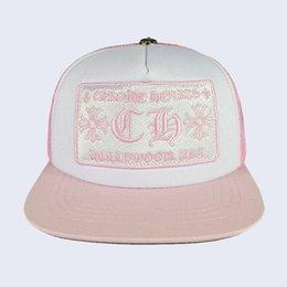 Новый корейский волна cap письмо Вышивка изгиб мода cap мужской хип-хоп путешествия козырек сетки женский крест панк