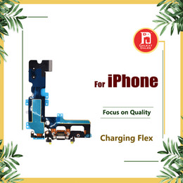 Iphone antenna online shopping - Dock Connector USB Charging Port Headphone Audio Jack Mic Antenna Flex for iPhone s c SE s Plus X