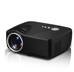 China Projector Home TSW-GP70SZ01 Theater Wall Movie TV Portable HD Widescreen Multiple Port Input Image HD Can read the U disk mobile hard disk suppliers