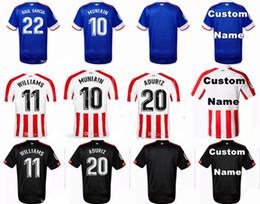 2017 2018 Athletic Bilbao Home Soccer jersey 17 18 SUSAETA GURPEGUI MUNIAIN  away third football jerseys shirt Best thai quality 0e8d48909187a