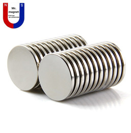 $enCountryForm.capitalKeyWord UK - wholesaler 30pcs super strong 20x3 magnet 20*3 N35 permanent rare earth magnet 20mm x 3mm industry neodymium magnet D20x3mm