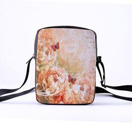 9daf01c8f937 CROWDALE 2018 Women Messenger Bags 23x17x5cm 3D-Denim peacock Shoulder Bag  Children Crossbody Bag for Girls Kawaii Bags Bolsas