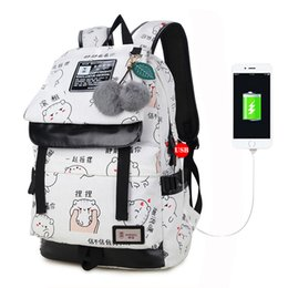 Ladies Laptop rucksack online shopping - Fashion Teen Girl s School Rucksack Water resistant College Bookbag Lady Travel Backpack Inch Laptop Bag College Bags Daypack