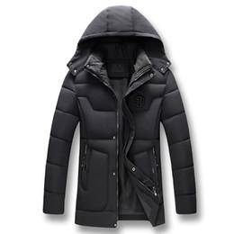 Water Proof Coatings NZ - iSurvivor 2018 Men Wind&Water Proof Warm Jackets Coats Hombre Male Casual Fashion Slim Fit Large Size Zipper Hooded Jackets Men
